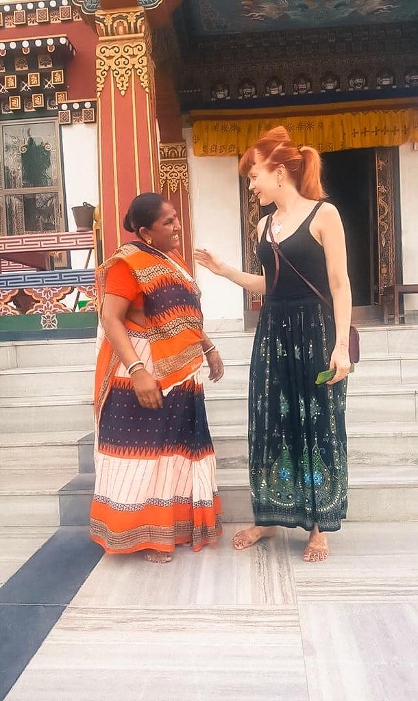 Ihmiskohtaamiset 7 - Intialainen Mama