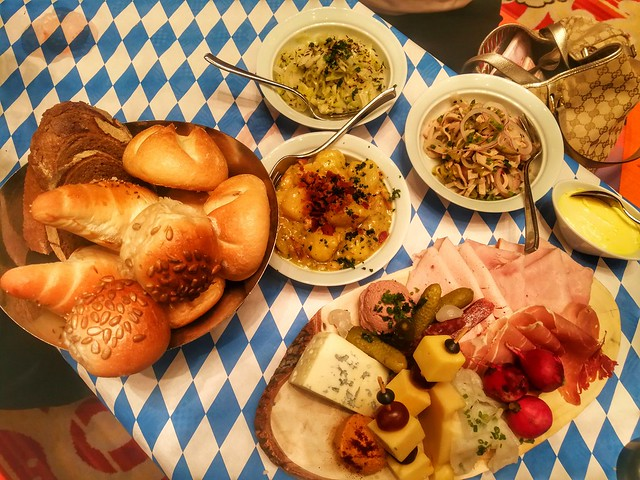Oktoberfest preview at Solaire
