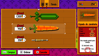ninjin-clash-of-carrots-review-5-overcluster