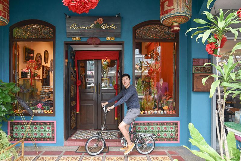 brompton bike singapore