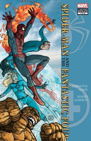 Spider-Man_Fantastic Four (2010) #1
