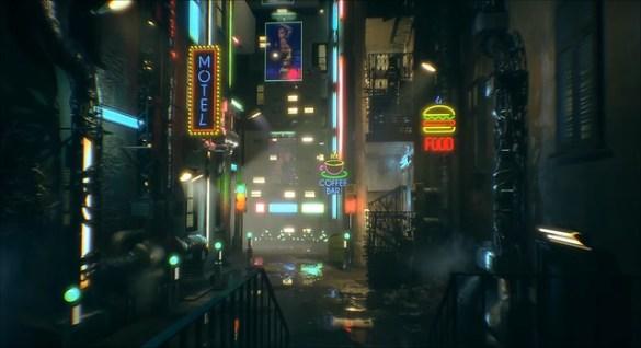Observer - Cyberpunk City