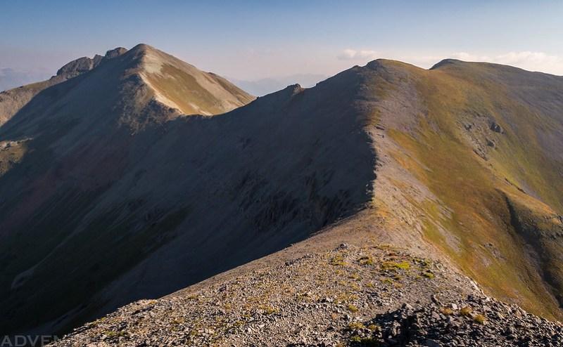 Ridge To Sultan Mountain