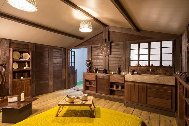 Chocolate House Interior