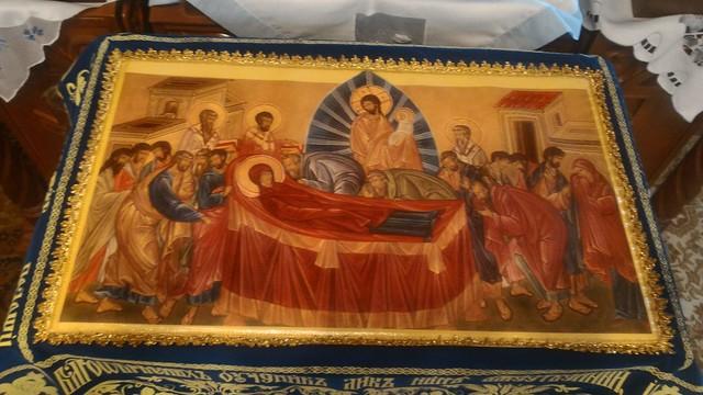 2018 07 27 Dormition of the Theotokos. Успение Богородицы