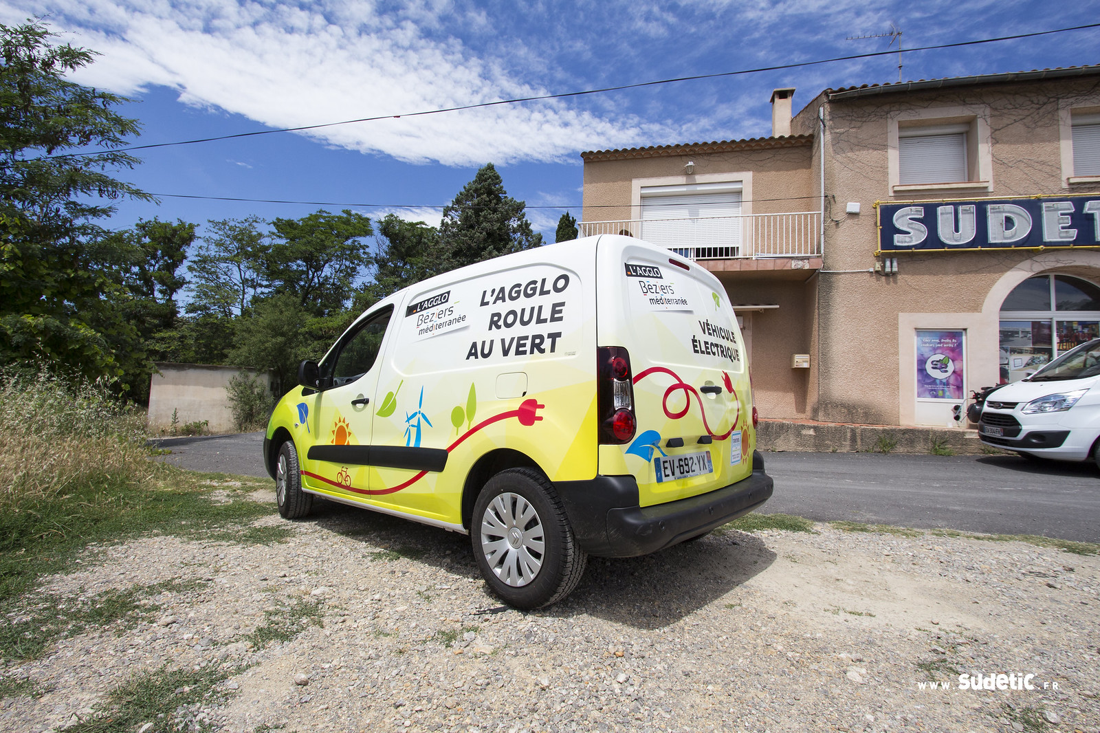 Sudetic total covering Citroen Berlingo Agglo Beziers Med-2