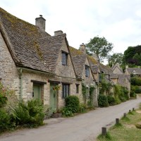 Travel: England - Cotswolds - Bourton-on-the-Water & Bibury