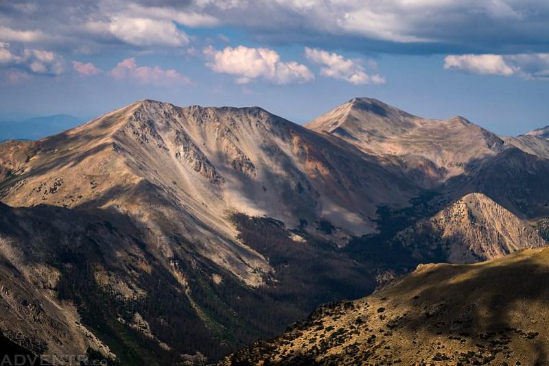 Taylor Mountain & Mount Aetna