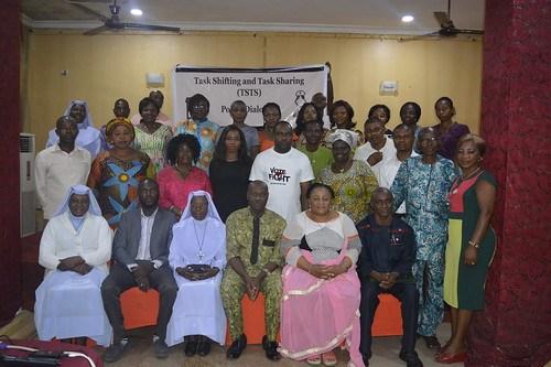 Anambra TSTS Policy Dialogue