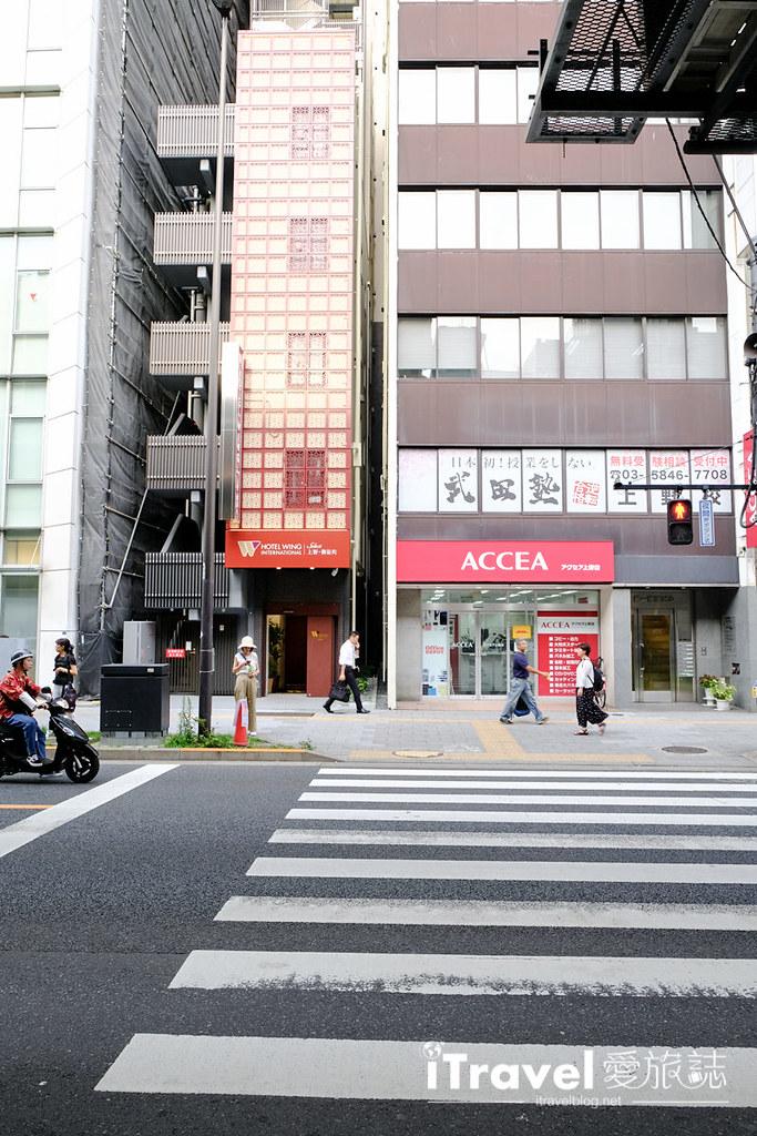 東京上野飯店推薦 Hotel Wing International Select Ueno-Okachimachi (4)