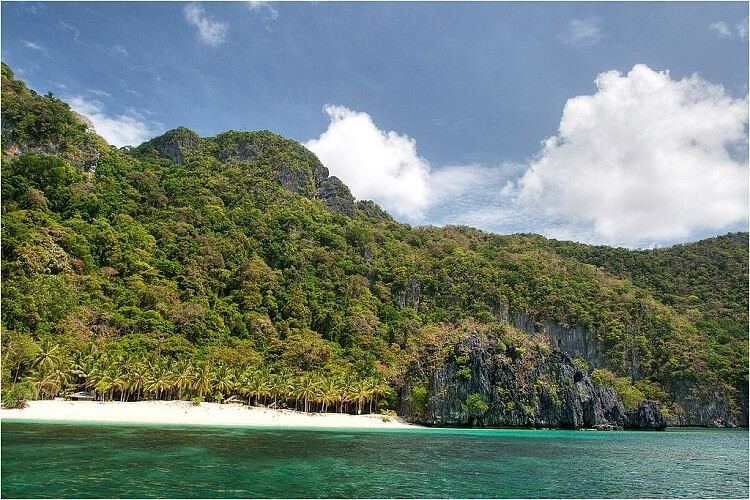 7 Commandos Beach, El Nido Island Hopping Tours, Survive Travel (22)