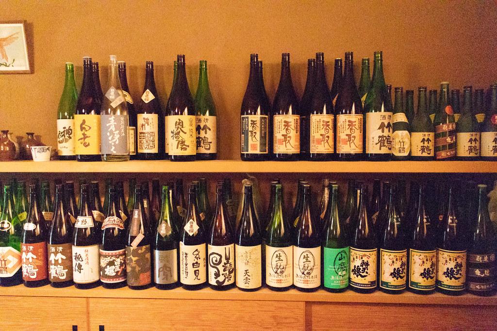 日本酒バー たかはし