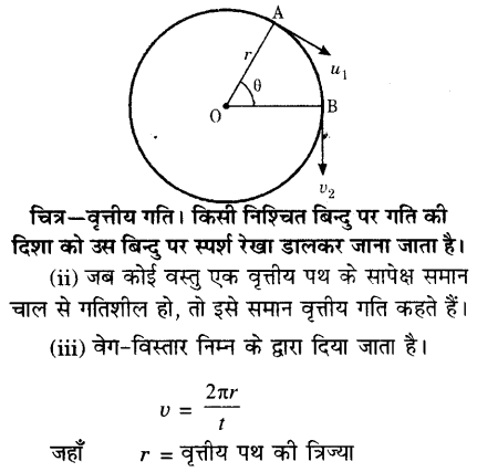 UP Board Solutions for Class 9 Science Chapter 8 Motion l 7