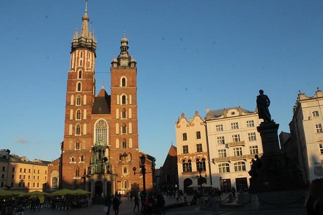 Viajar a Cracovia
