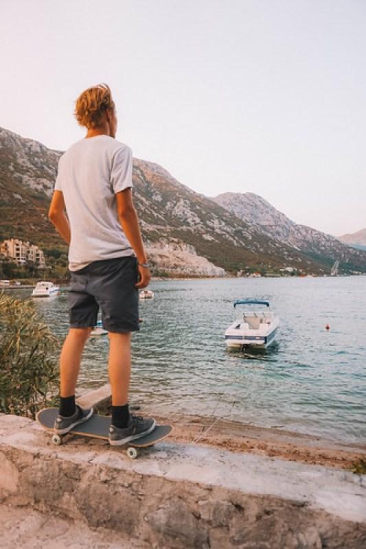 Kotorinlahti Montenegro