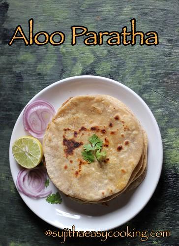 aloo paratha 3