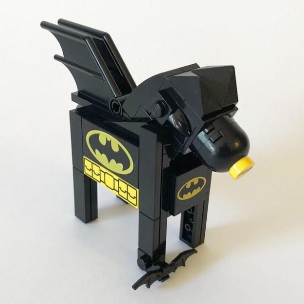 LEGO Dala Horse - Batman