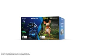PlayStation VR Bundle: Astro Bot Rescue Mission & Moss
