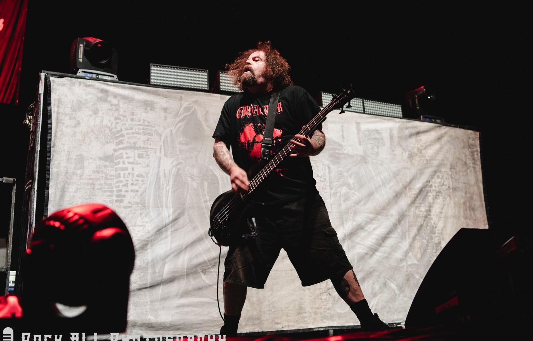 Napalm Death Aug 15 2018-3-2