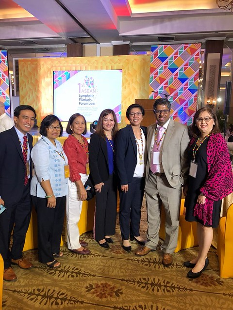 GSK with DOH on filariasis