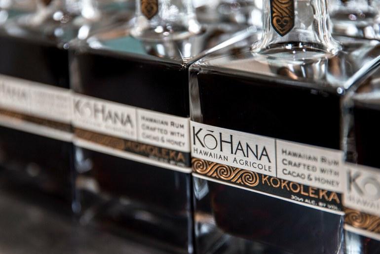 KoHana Hawaiian Agricole Rum Tour