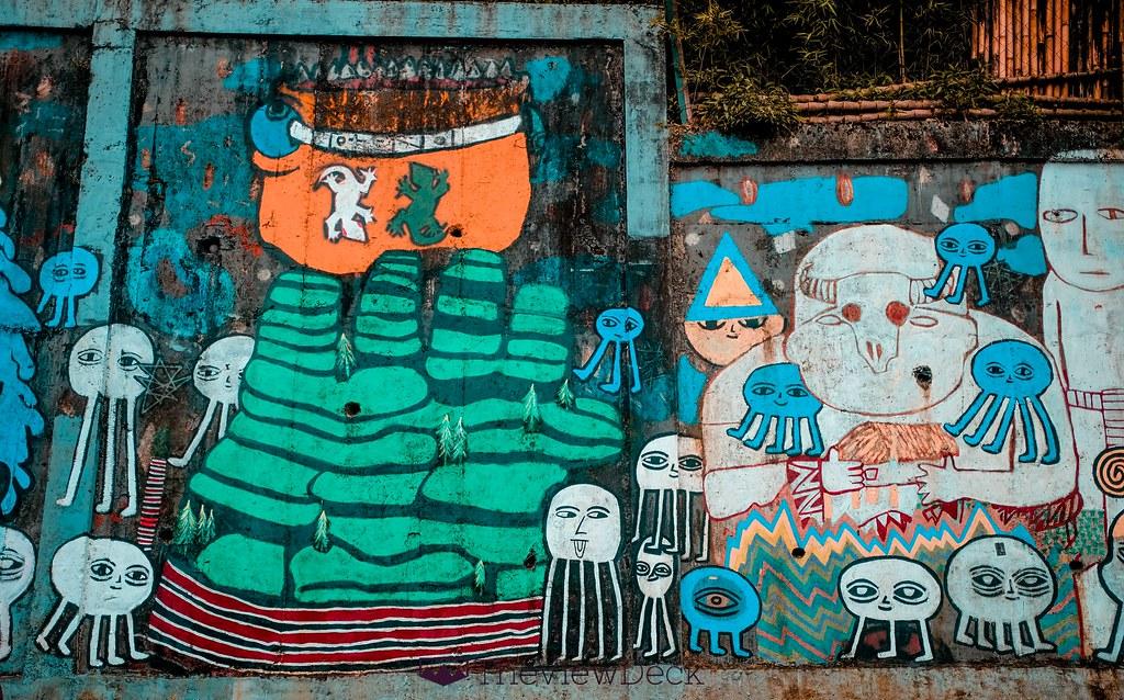 Street Art Baguio City