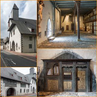 Goslar Großes Heiliges Kreuz