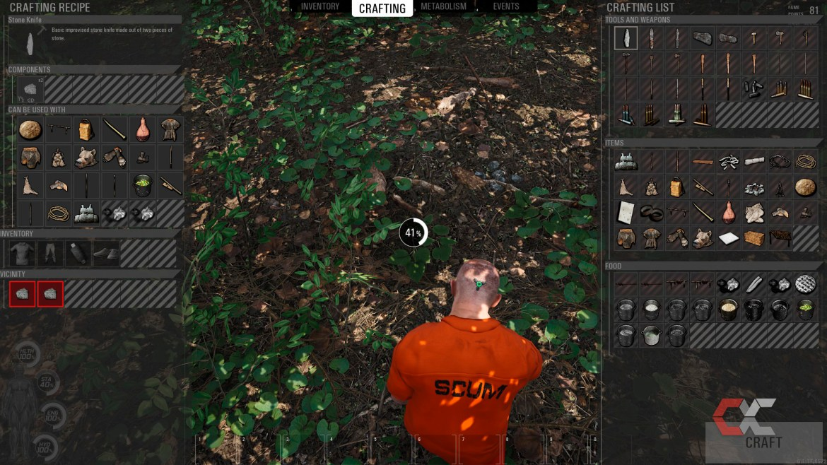 SCUM Early Access