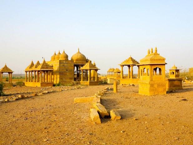 Cenotafios Bada Bagh