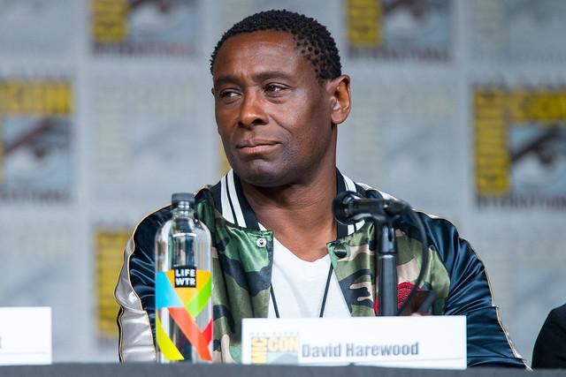 David Harewood