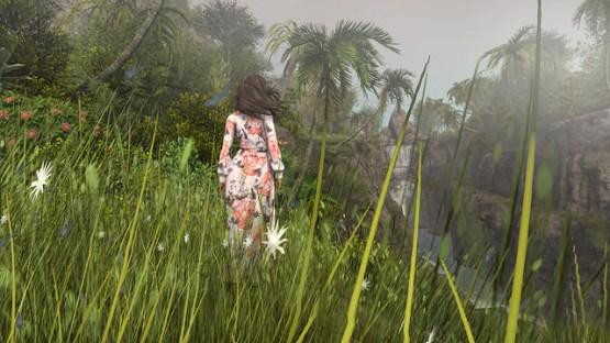 Exploring Second Life - Cloudbreak