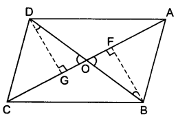 UP Board Solutions for Class 9 Maths Chapter 9 Area of Parallelograms and Triangles 9.3 6.1