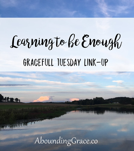Learning to be Enough