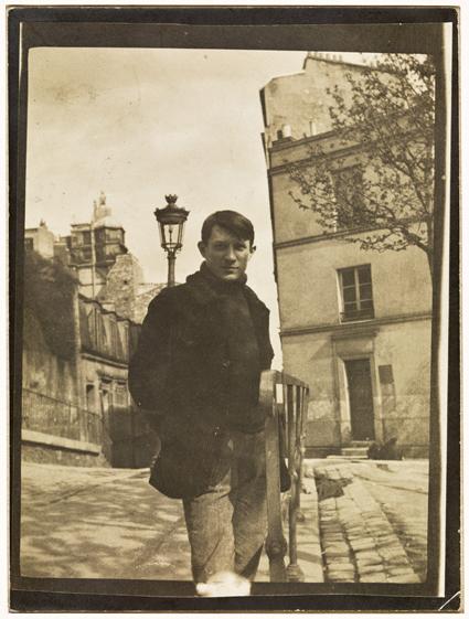 Anonyme Picasso Place Ravignan_Musée national Picasso-Paris Uti 425