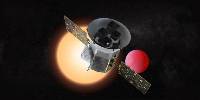 tess-exoplanète-nasa