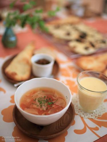 トマトスープ 20180908-IMG_4236 (2)