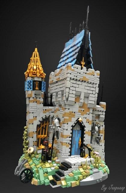 #Lego Architecture - Cover