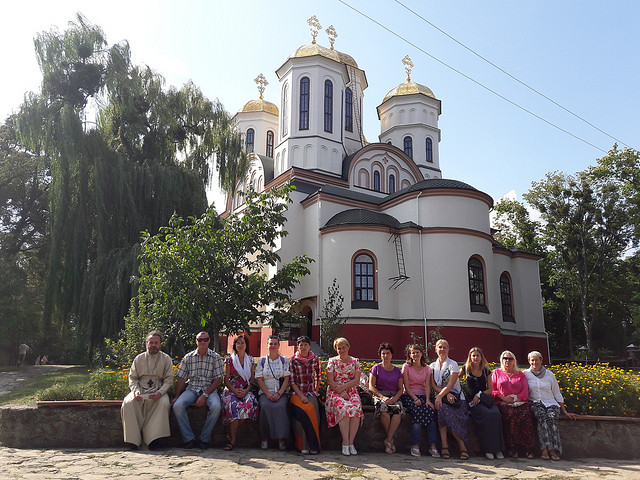 2018 08 24-25 Epiphany Cathedral. Ostrog
