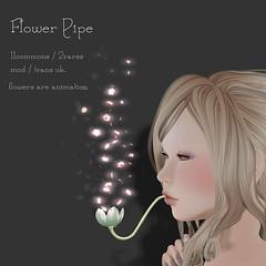 *NAMINOKE*Flower Pipe Gacha