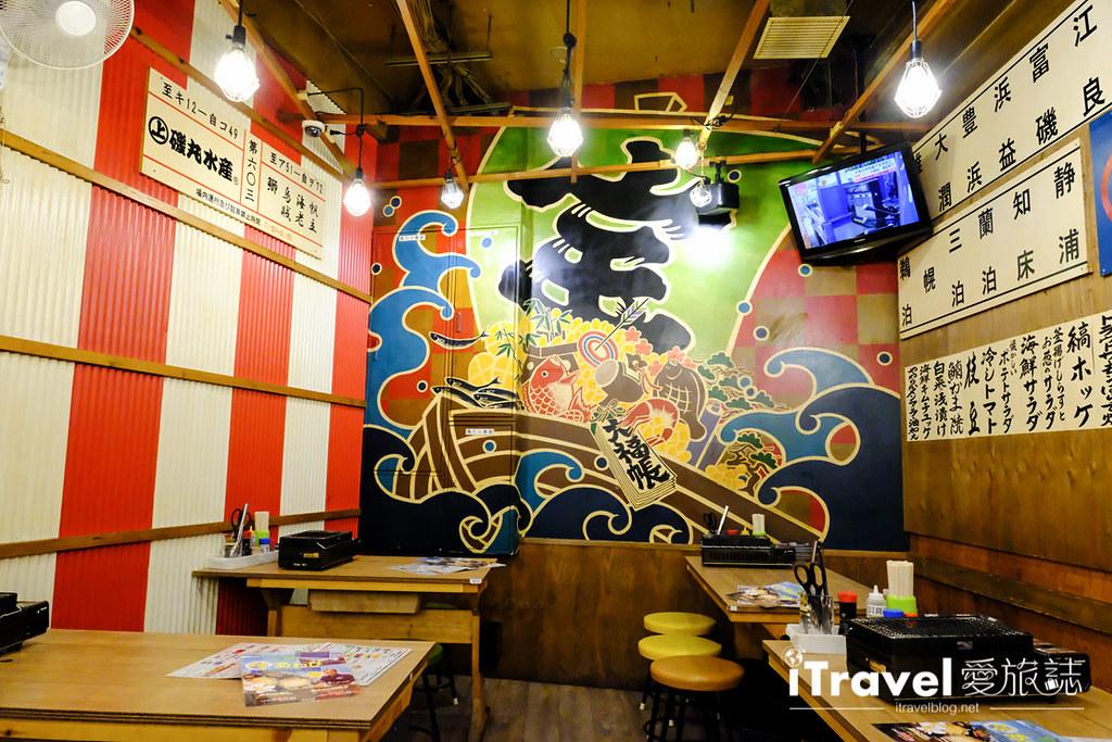 東京上野餐廳 磯丸水產 (11)