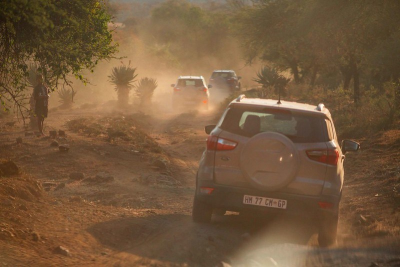 EcoSport Travelogue - Mike Eloff @thelawry