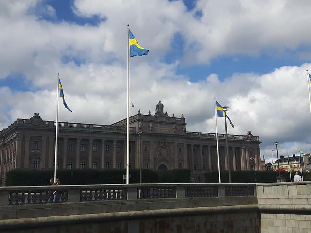 Sveriges Riksdag - verkiezingen zweden