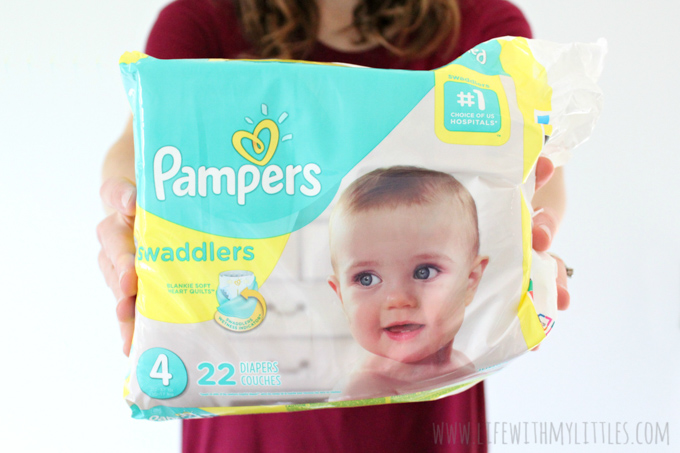 Helping your baby feel swaddled in love with every touch just got easier with the newest Pampers Swaddlers! They are 2x softer and protect your baby's skin better than ever! Check out the new changes here!