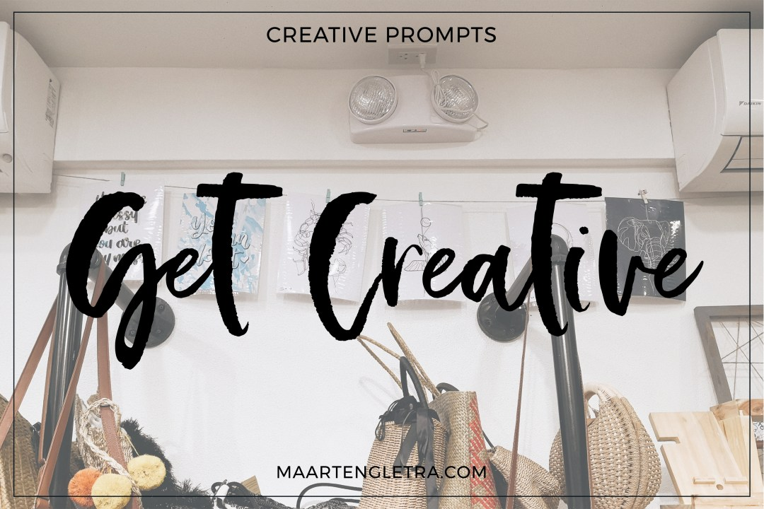 Get Creative with These Prompts