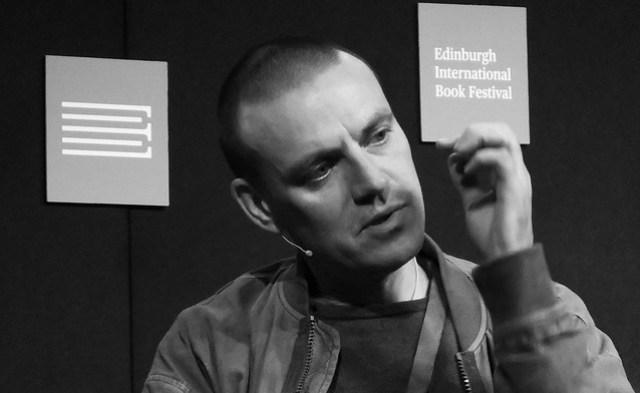 Edinburgh International Book Festival 2018 - Frank Quitely 01