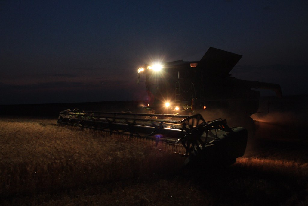 2018 High Plains Harvesting