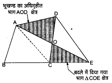 UP Board Solutions for Class 9 Maths Chapter 9 Area of Parallelograms and Triangles 9.3 12