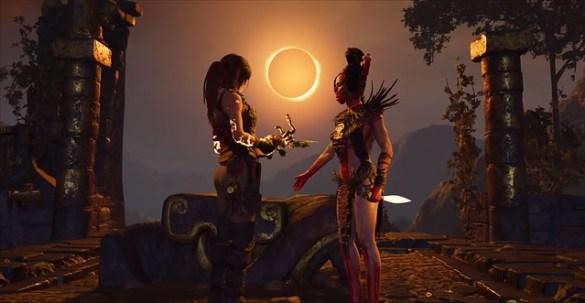 Shadow of the Tomb Raider - Lara's Sacrifice