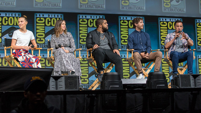 Millie Bobby Brown, Vera Farmiga, O'Shea Jackson Jr., Thomas Middleditch and Michael Dougherty