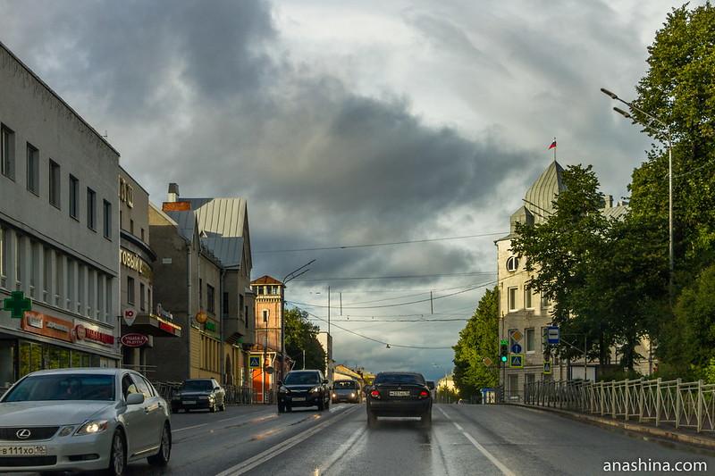Исторический центр Сортавалы, Карелия